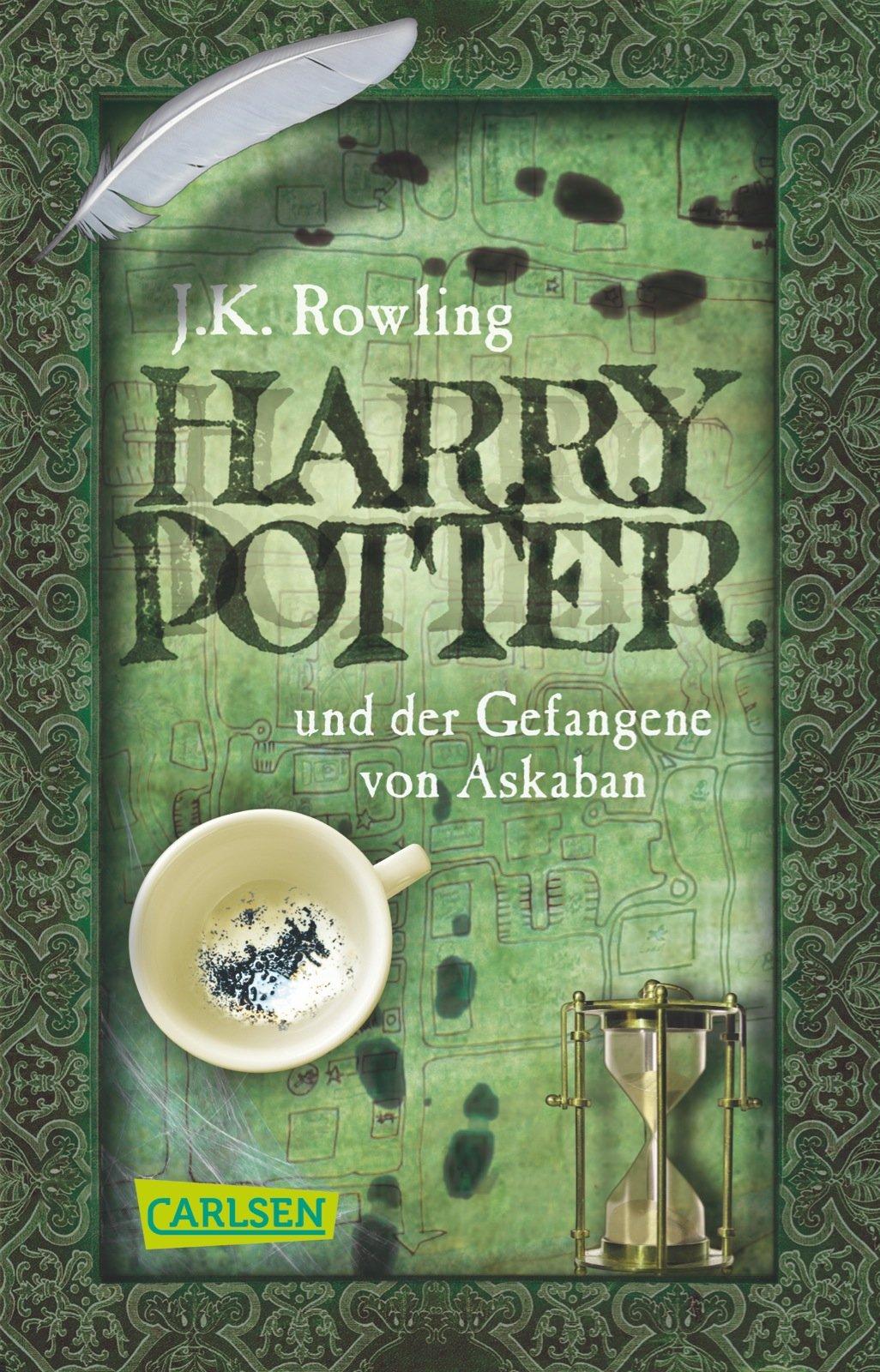 Harry Potter, Band 3: Harry Potter und der Gefangene von Askaban