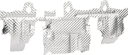 Genuine Mopar Exhaust Manifold Shield Left 53030815AB