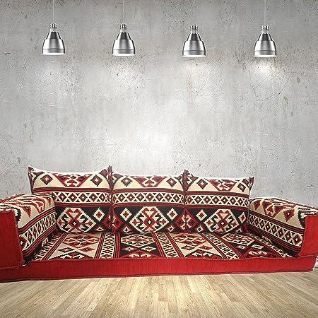 Ethnic Interior Home Furniture Design,handmade Floor Sofa Set,arabic  Majlis,arabic Jalsa