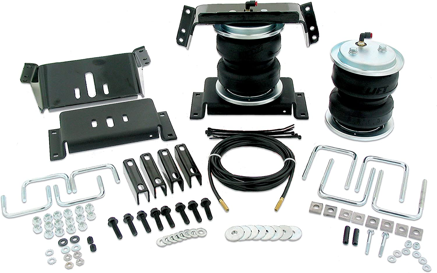Air Lift 57138 Load Lifter 5000 Rear Leaf Spring Leveling Kit
