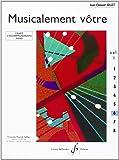 Musicalement Votre Volume 6 Accompagnements Professeur