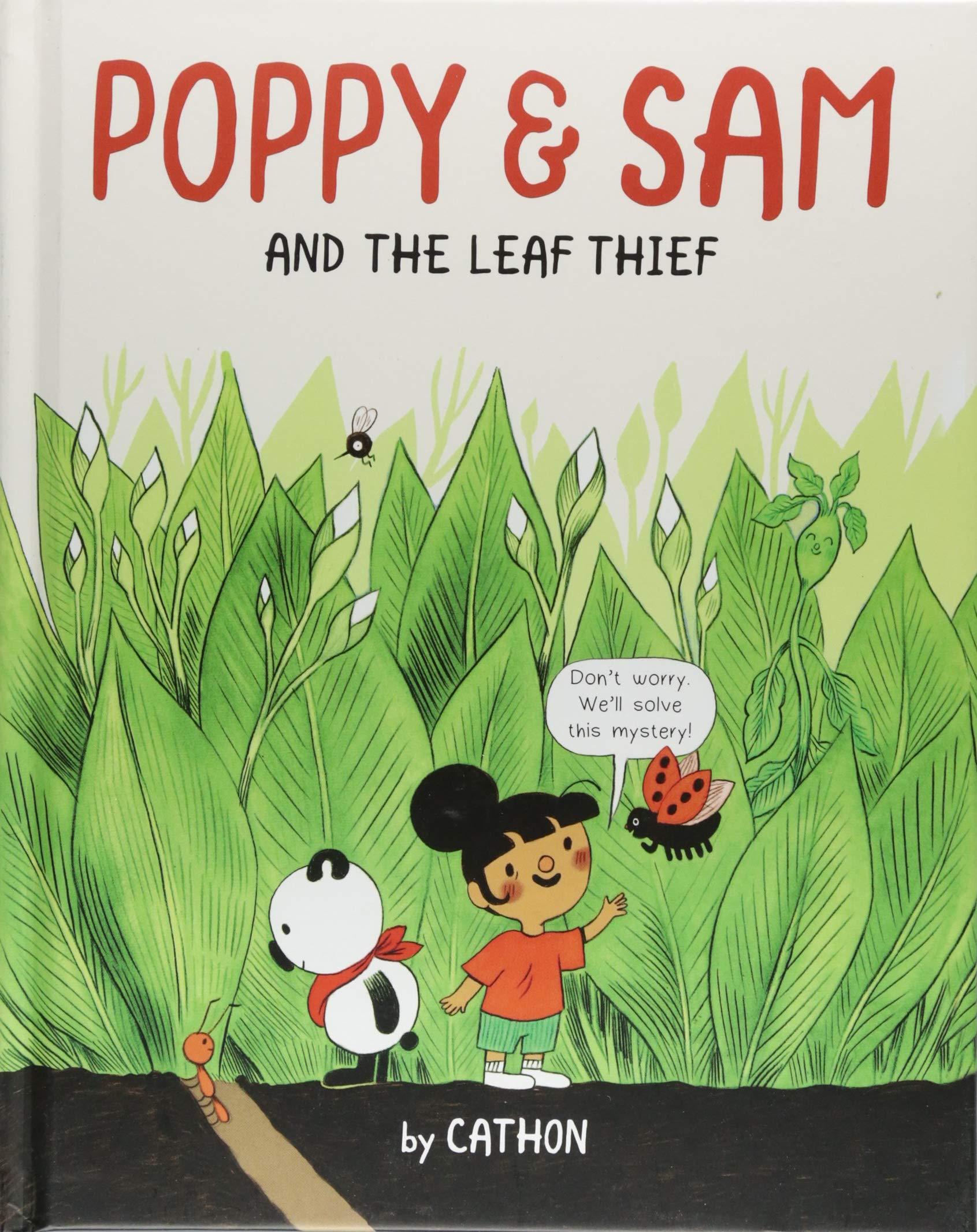 Poppy and Sam and the Leaf Thief (Poppy & Sam)