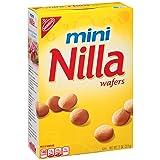 Nilla Wafers Mini, 11 Ounce