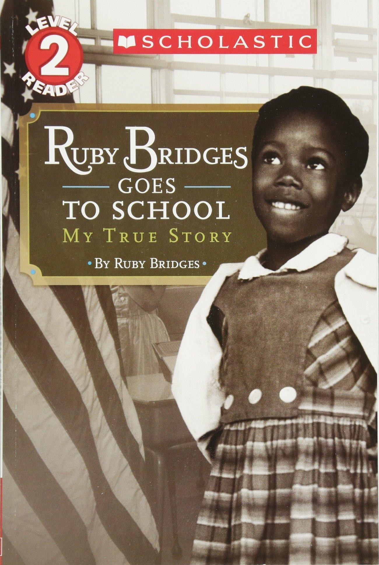 Amazon.com: Ruby Bridges Goes to School: My True Story (Scholastic ...
