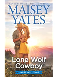 Lone Wolf Cowboy (A Gold Valley Novel)