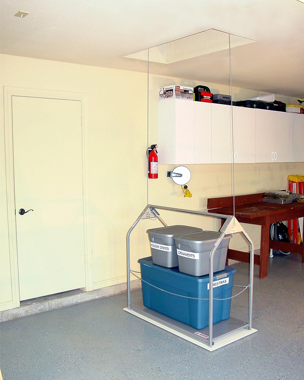 Amazon.com: Versa Lift Model 32 Hx   14 Ft. To 17 Ft. Versa Lift Attic  Storage Lift: Home U0026 Kitchen