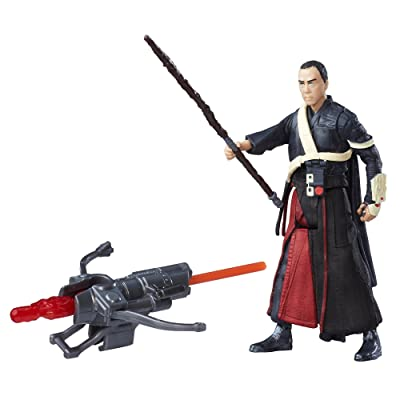 """Star Wars Rogue One Chirrut Imwe 3.75"""" Action Figure: Toys & Games"""