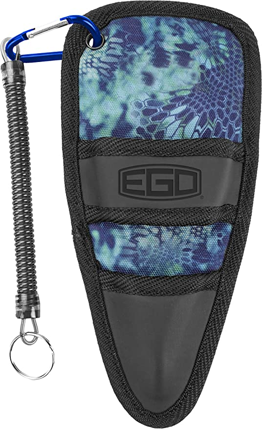 Connect Fishing Tools Fish Gripper /& Other Products EGO Kryptek Magnetic Release Belt Tether Pliers