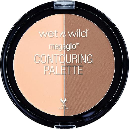 Wet n Wild MegaGlo Contouring Palette - Dulce De Leche, 12.5 g