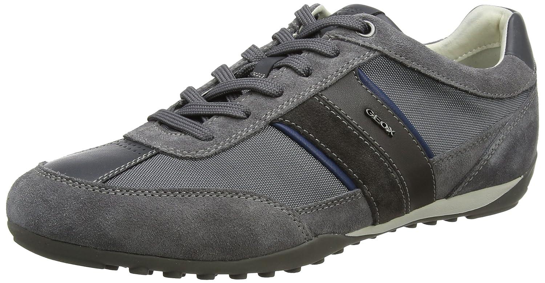 7ef429b4e9cbd8 Geox Men's U Wells Men's Tie Casual: Amazon.ca: Shoes & Handbags