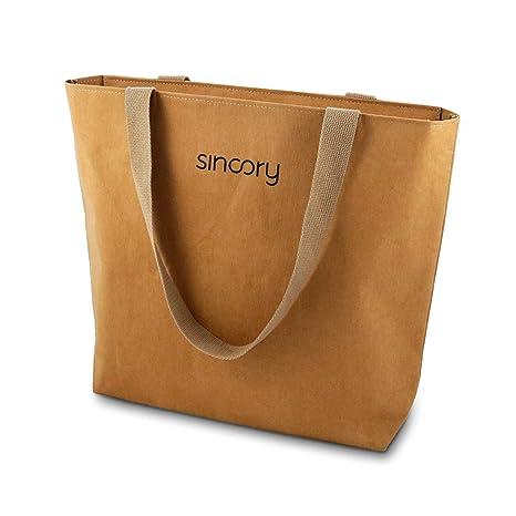 237f0c0d133f9e sincory one - Damen-Handtasche - nachhaltig und vegan ...