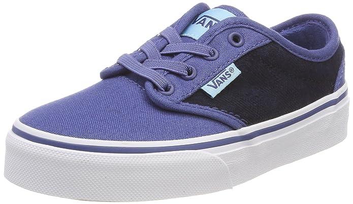 Vans Atwood Sneakers Kinder Blau Schwarz