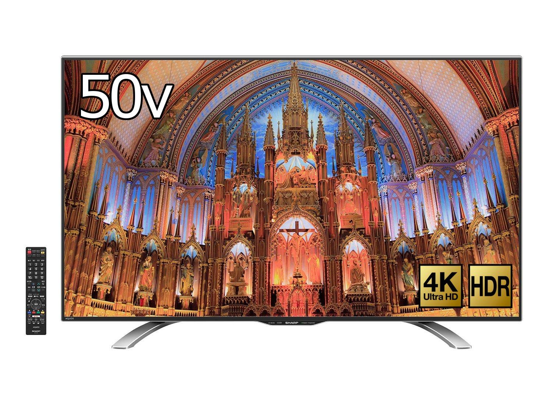 シャープ 液晶 テレビ AQUOS U30ライン 4K対応