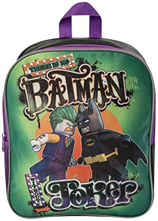 c1b853626903 Boys Girls Character Backpack Batman and The Joker  Amazon.co.uk  Luggage