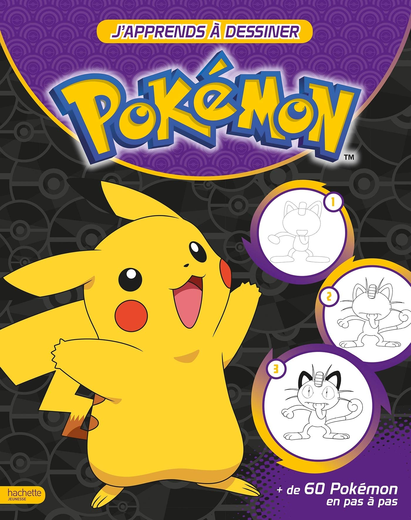 Amazonfr Pokemon Japprends à Dessiner Les Pokemon