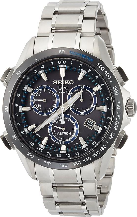 [セイコーウォッチ] 腕時計 アストロン SBXB099 シルバー