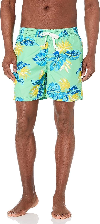 Kanu Surf Men's Riviera Swim Trunks (Regular & Extended Sizes) |