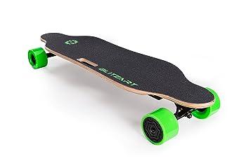 "Huracane GT 38"" Dual Motor Electric Skateboard Longboard"