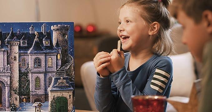 Leic Jeu d/équilibre Puzzle Set 12 pi/èces Calendrier de lavent remplisseurs bo/îtes Magiques avec Boule en Acier Casse-t/ête /éducatif d/écompression Jouet Cadeau pour Enfants Adultes