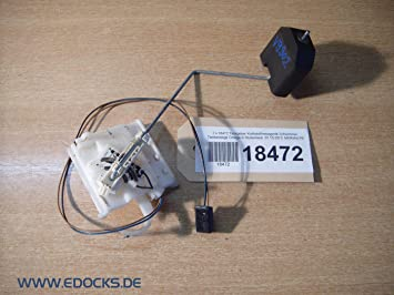 Reservorio donante combustible Medidor flotador de indicador de combustible tricuerpo Opel Omega B: Amazon.es: Coche y moto