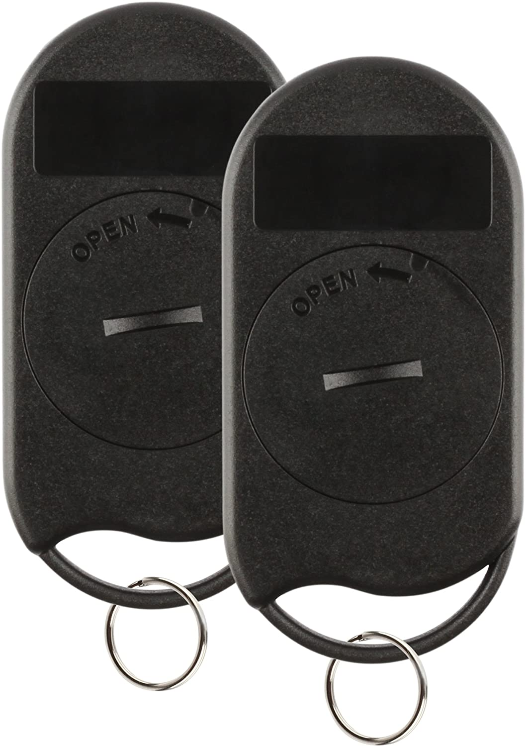 2 Pack Discount Keyless Entry Remote Replacement Car Key Fob For Nissan Maxima Infiniti I30 A269ZJA078