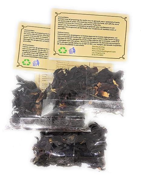 Amazon.com : Jamaica Hierba/Tea (10.6 Grms.) : Grocery & Gourmet Food
