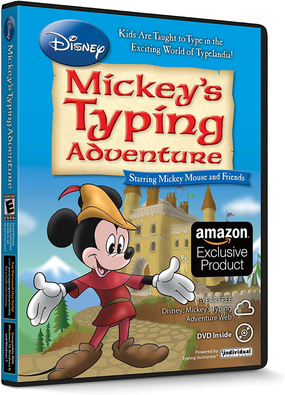 Disney: Mickey's Typing Adventure 81Nc0rRryeL