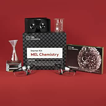 MEL Chemistry - Exciting science experiments for kids at home subscription box