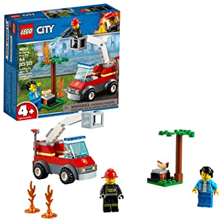 LEGO City Barbecue Burn Out 60212 Building Kit (64 Piece) 6251383