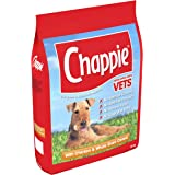 Chappie Complete and Balanced Nutrition Dry Dog Food Chicken and Whole Grain Cereal, 15 kg