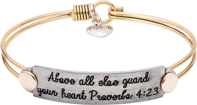 Encouragement Jewelry Gift Bible Verse Bracelet Footprints in the Sand Bracelet Inspirational Bracelet Jewelry Religious Bracelet Gifts