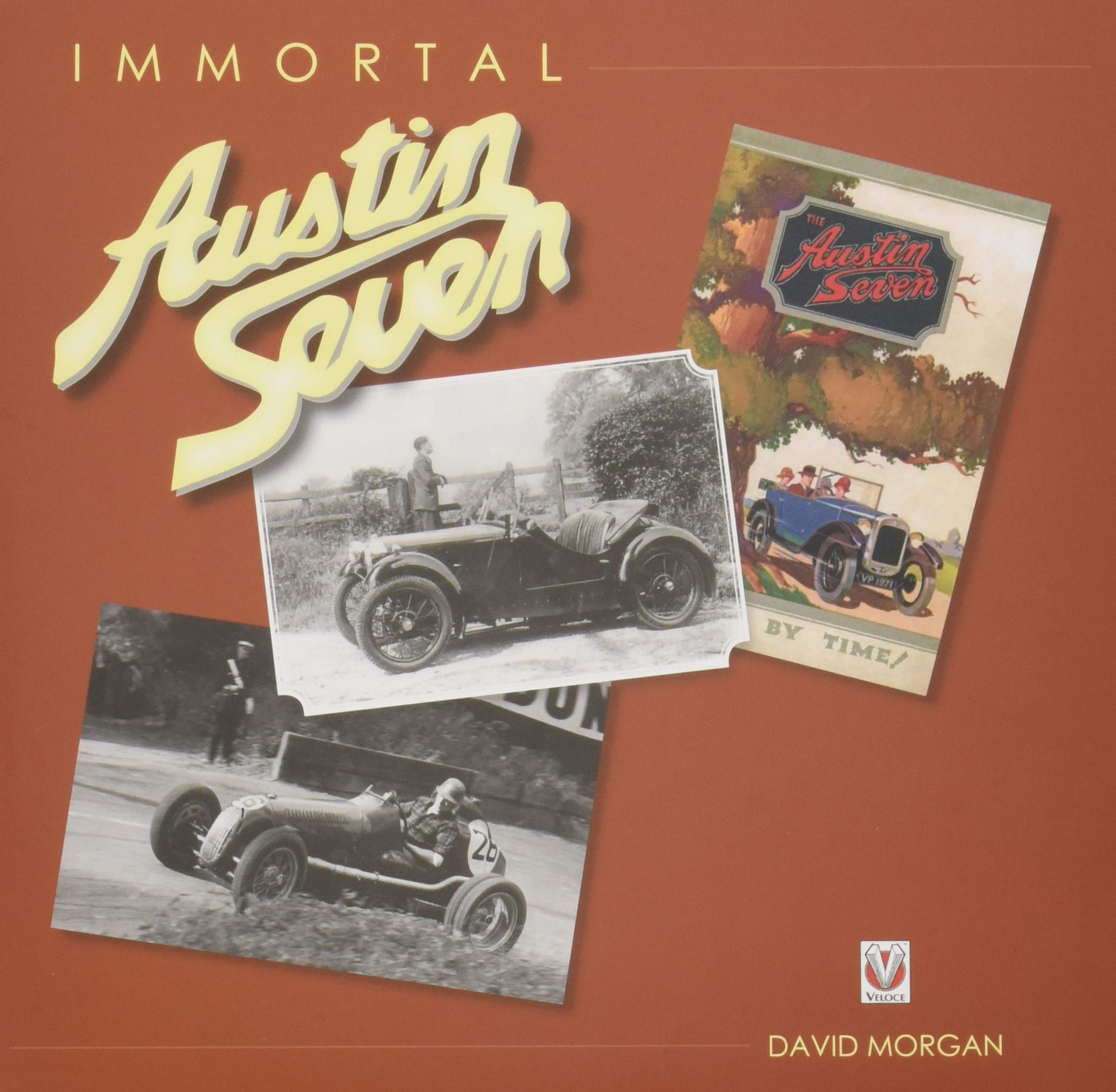 Read Online Immortal Austin Seven pdf