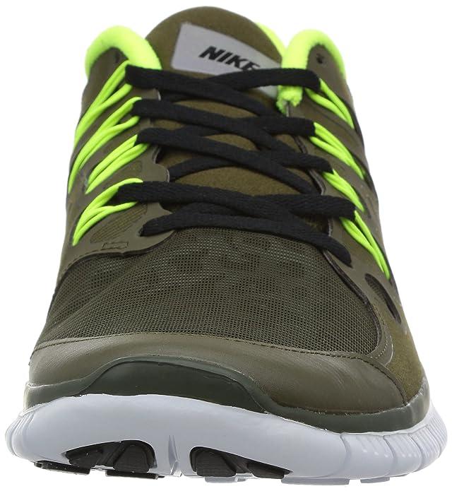 sale retailer 19944 b065a Nike Mens Free 5.0 Shield Running Shoes (UK9) Amazon.co.uk Shoes  Bags