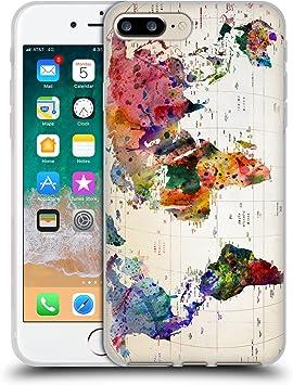 coque iphone 7 plus monde