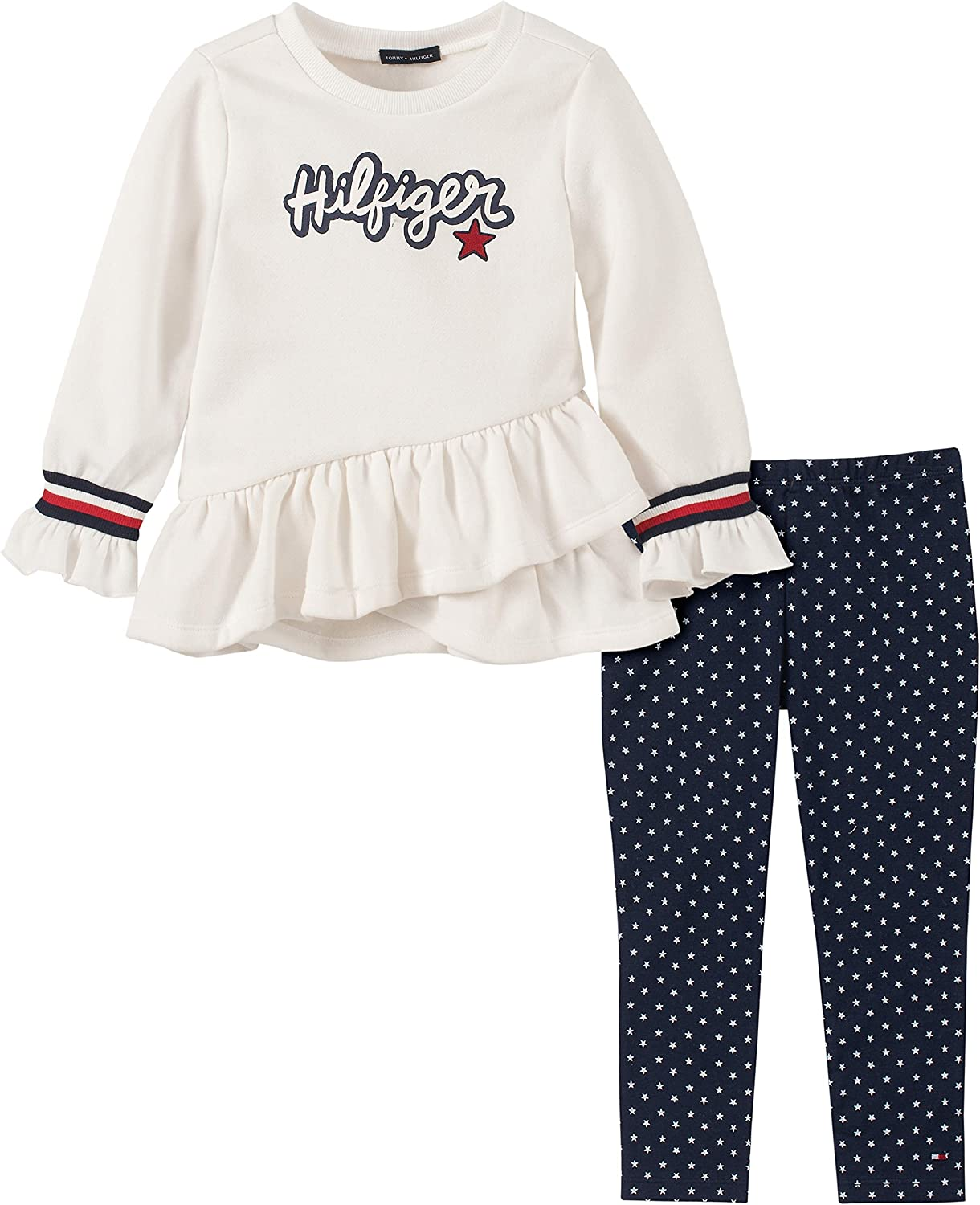 Tommy Hilfiger Girls 2 Pieces Legging Set