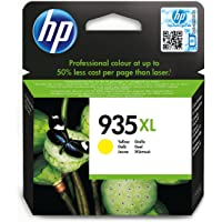 HP C2P26AE (935XL) Yüksek Kapasiteli Mürekkep Kartuş 825 Sayfa, Sarı