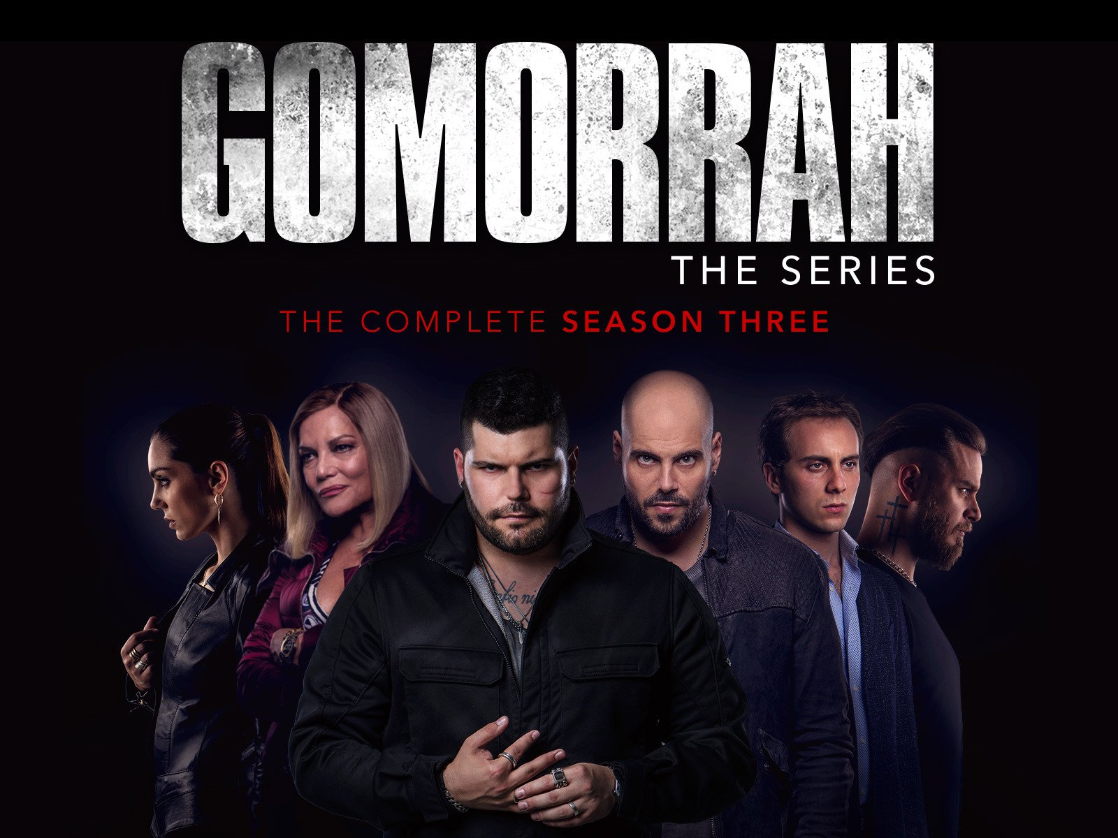 Amazon co uk: Watch Gomorrah: Season 3 | Prime Video