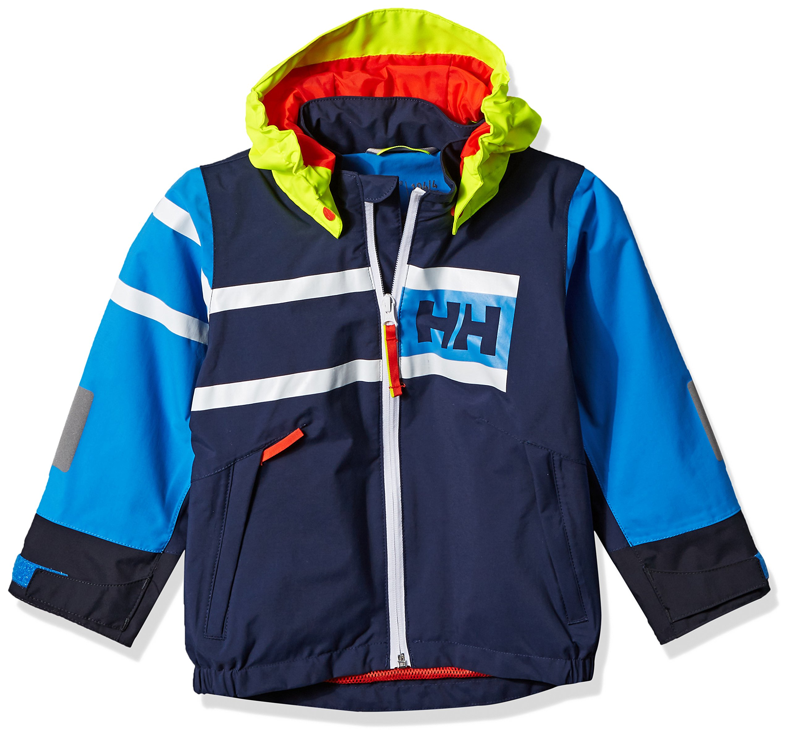 Helly Hansen K Salt Power Jacket, Evening Blue, Size 9