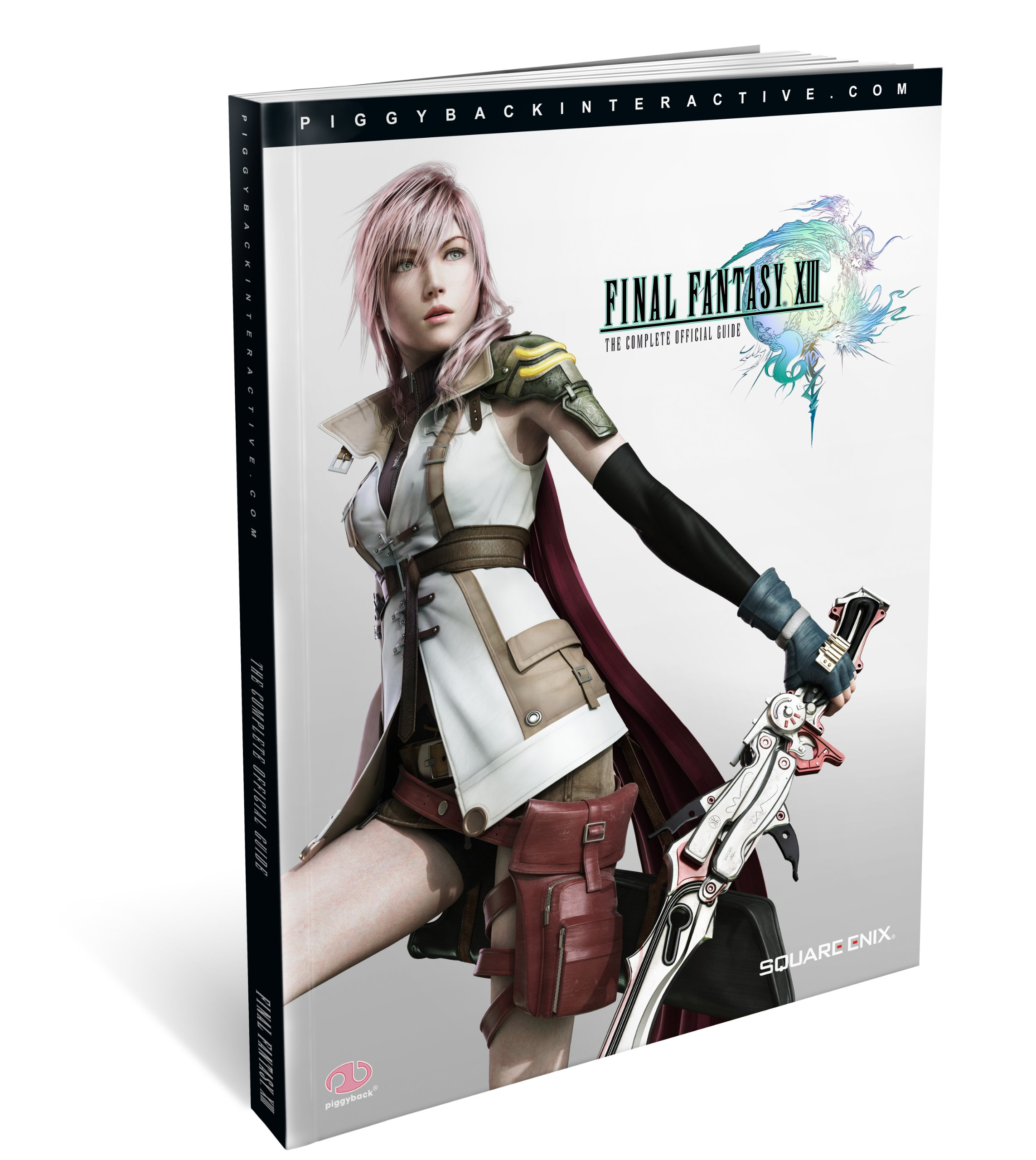 Final Fantasy Xii Guide Book