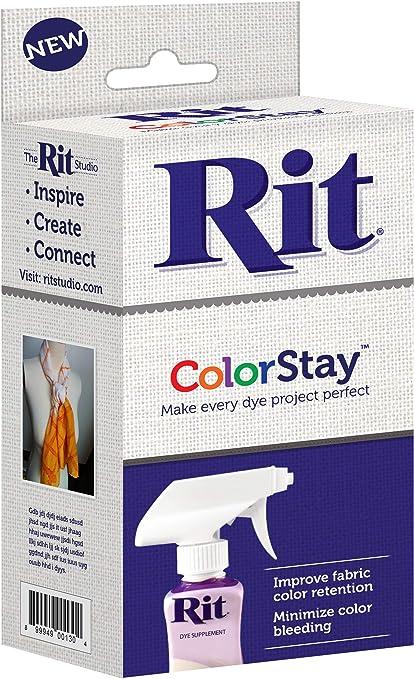 Fijador De Colores Para Telas Teñidas Rit Arte Manualidades Y Costura