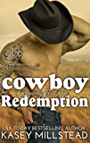 Cowboy Redemption (Down Under Cowboy Series Book 6)