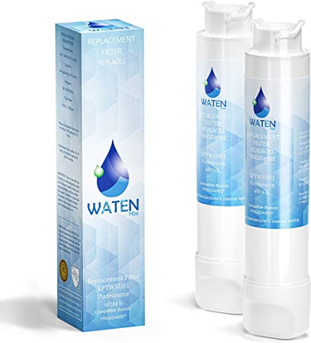 WATEN H2O EP WFU01 Water Filter Replacement for Puresource Ultra II Water filter-2-Pack