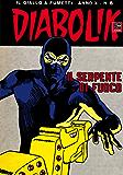 DIABOLIK (188): Il serpente di fuoco (Italian Edition)
