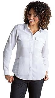 ExOfficio Womens Rotova Casual Long-Sleeve Shirt