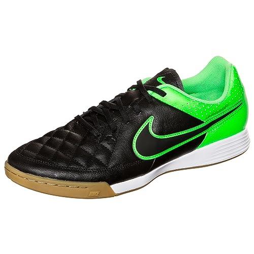 9026fa41c Nike Tiempo Genio Leather IC Indoor-Soccer Shoe (7.5): Amazon.ca ...
