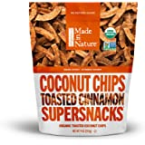 Made in Nature Coconut, Vietnamese Cinnamon Swirl, 9 Ounce