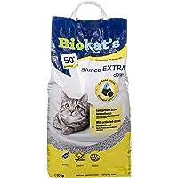 Biokats Bianco Extra clumping cat litter , 10 Kg