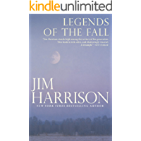 Legends of the Fall book cover
