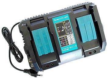 fengwings Cargador de batería para Makita Cargador dc18rd ...