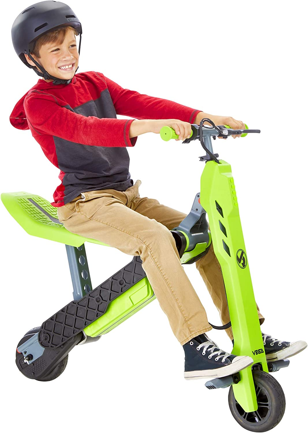 VIRO Rides Vega -Best 2-in-1 Kids Electric Scooter 2021